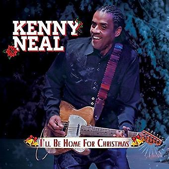 Kenny Neal - I'Ll Be Home for Christmas [CD] USA import