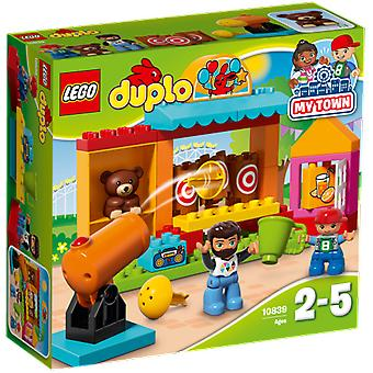 Lego 10839 Duplo Shooting Gallery (Toys , Constructions , Buildings)