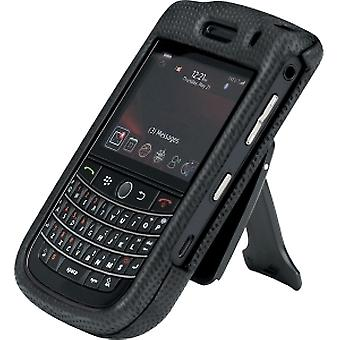Body Glove Snap-On Case for BlackBerry Tour 9630 / Bold 9650 (Black)