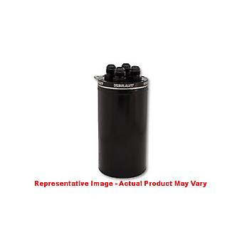 Vibrant Aluminum Catch Can 12697 6061 Aluminum Black Fits:UNIVERSAL  0 - 0 NON