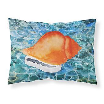 Carolines Schätze BB5371PILLOWCASE Sea Shell Stoff Standard Kissenbezug