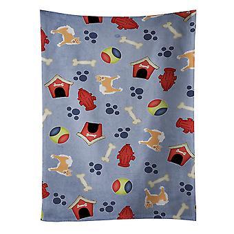 Dog House Collection Icelandic Shepherd Kitchen Towel