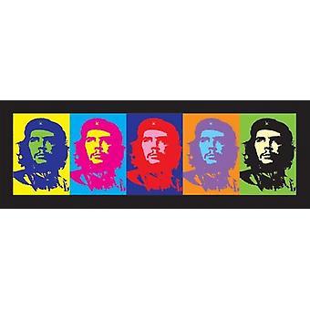 Che Guevara - Pop Art - Slim Poster Poster Print