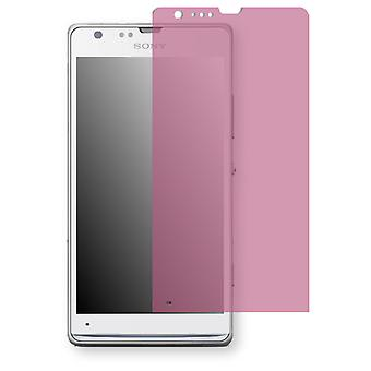 Sony Xperia M35i display protector - Golebo view protective film protective film