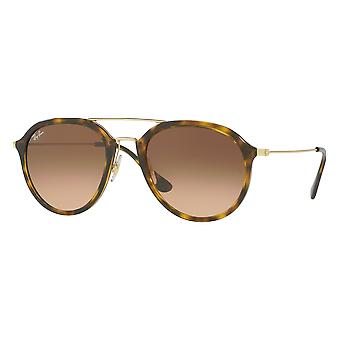 Ray - Ban RB4253 Medium scale/gold Rose Brown gradient