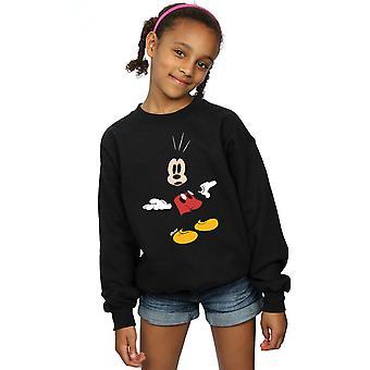 Disney Mädchen Micky Maus überrascht Sweatshirt