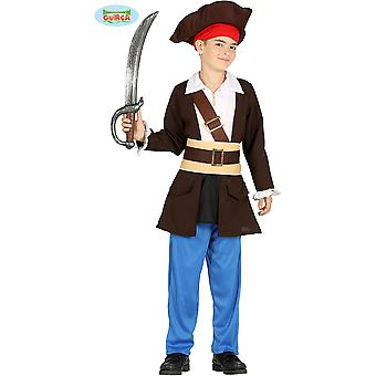Children's costumes  Pirate boy costume
