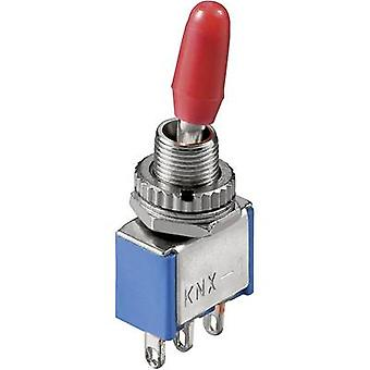 Toggle switch 250 Vac 3 A 2 x On/On Goobay KNX 2