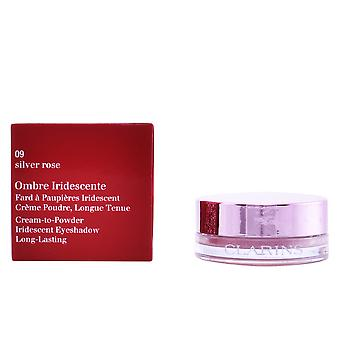 Clarins Ombre Iridee 09 Silver Rose 7gr Womens New Sealed Boxed