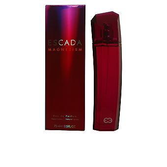 Escada Magnetism Eau De Parfume Vapo 75ml Womens New Perfume Spray Sealed Boxed