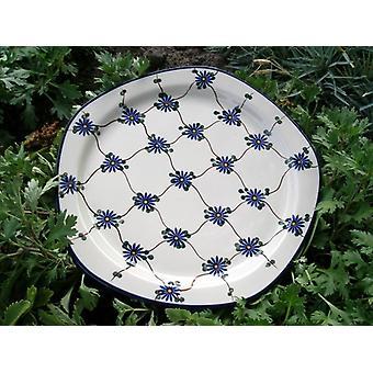 Modern art lunch plate, Ø 25.5 cm, Trad. 8, BSN s-163
