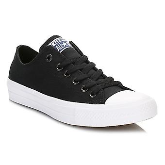 Converse All Star Chuck Taylor II Black Trainers