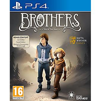 Brothers A Tale of Two Sons (PS4)