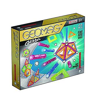 Geomag Glitter Panels Set 44-Piece
