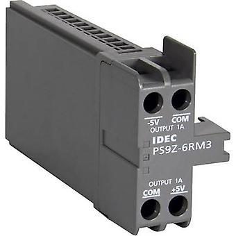 DC/DC converter (module) Idec PS9Z-6RM3 -5 Vdc, 5 Vdc 1 A 10 W 2 x