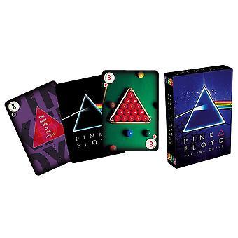 Pink Floyd-Dark Side Of Moon-Satz von 52 Spielkarten