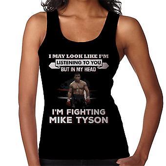 In meinem Kopf Im Kampf gegen Mike Tyson Damen Weste