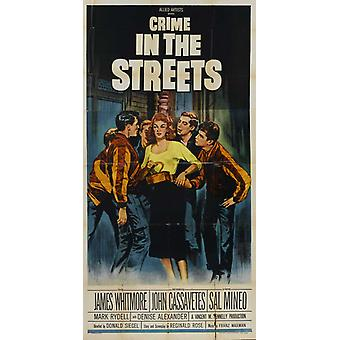 Crime in the Streets Movie Poster (11 x 17)