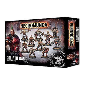 Jeux atelier Necromunda Goliath Gang