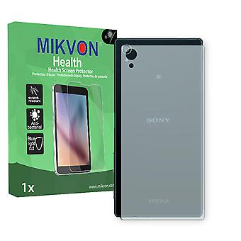 Sony Xperia Z5 Premium reverse Screen Protector - Mikvon Health (Retail Package with accessories)