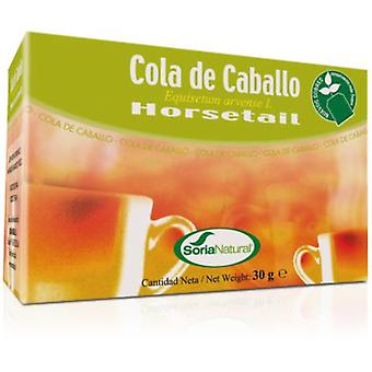 Soria Natural Cola Horse Infusion 20 Units (Herboristeria , Infusions)