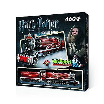 Wrebbit 3D Harry Potter Hogwarts Express puzzel
