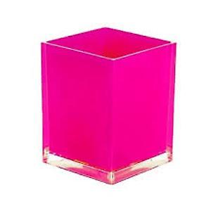 Gedy Rainbow Waste Bin Pink RA09 76