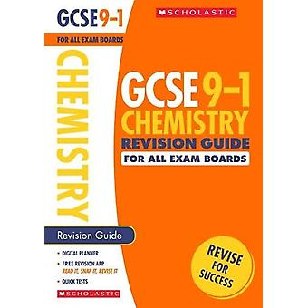 Chemistry Revision Guide for All Boards by Mike Wooster - 97814071769