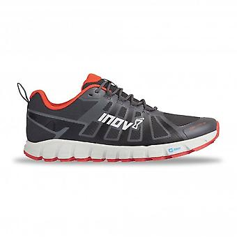 Terraultra 260 Mens WIDER FITTING & ZERO DROP Trail Running Shoes Grey/Red