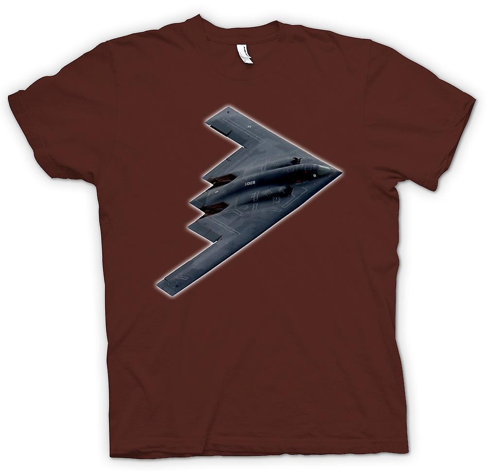 Mens T-shirt - Northrop Grumman B-2 Spirit - B2 Bomber
