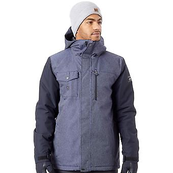 Quiksilver Dress Blues missie Denim snowboarden jasje