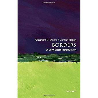Grenzen: Eine sehr kurze Einleitung (sehr kurze Einführungen)