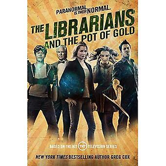 Bibliotekarierna och kruka med guld