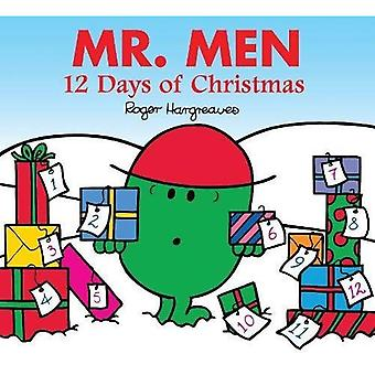 Mr män: 12 Days of Christmas (Mr män & Little Miss fester)