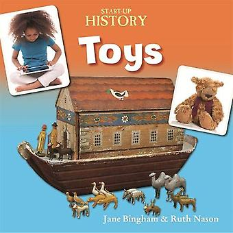 Start-Up History: Toys - Start-Up History