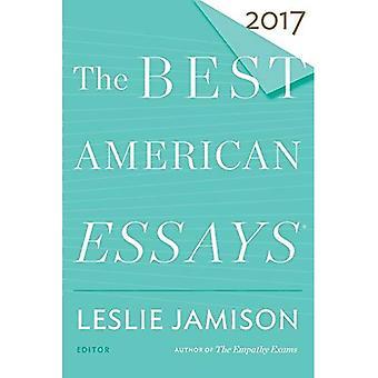 De beste Amerikaanse Essays 2017
