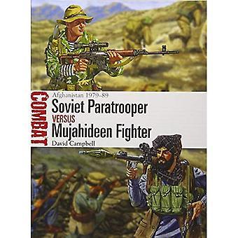 Soviétique parachutiste vs Moudjahidine combattant: Afghanistan 1979-89 (Combat)