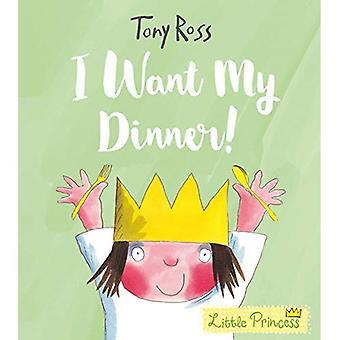 Ik wil mijn eten! (Prinsesje) (Prinsesje)