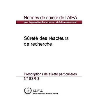 Safety of Research Reactors: Specific Safety Requirements (Collection normes de surete)
