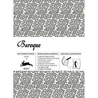 Baroque: Gift & Creative Paper Book Vol. 86