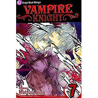 Vampire Knight, Volume 7