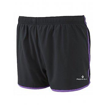 Trail Cargo Short Black/Royal Purple Womens