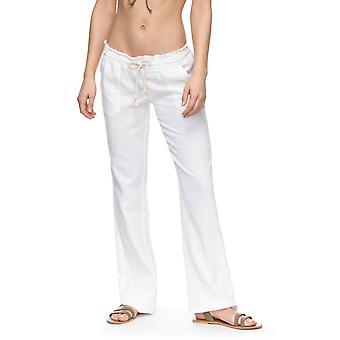 Roxy Womens Oceanside Pants - Sea Salt