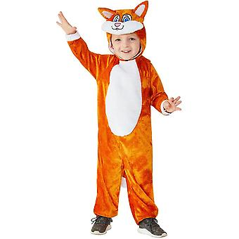 Toddlers Cute Cat Fancy Dress Costume