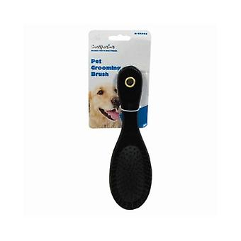 Doppelseitiges Pet Grooming Pinsel