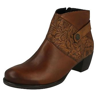 Ladies Remonte Ankle Boots R2677