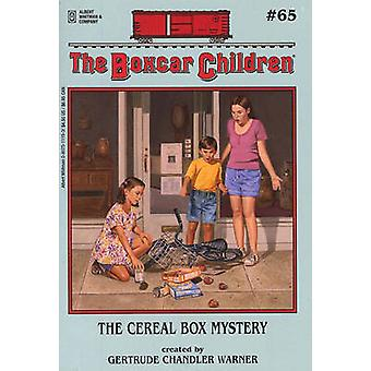 The Cereal Box Mystery by Gertrude Chandler Warner - Gertrude Chandle