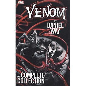 Venom By Daniel Way - The Complete Collection by Venom By Daniel Way -