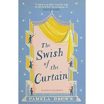 The Swish of the Curtain (Blue Door 1) by The Swish of the Curtain (B