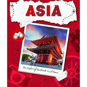 Asia by Steffi Cavell-Clarke - 9781786370501 Book